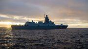 Подписан приемный акт государственных испытаний головного фрегата в серии проекта 22350 «Адмирал флота Советского Союза Горшков»
