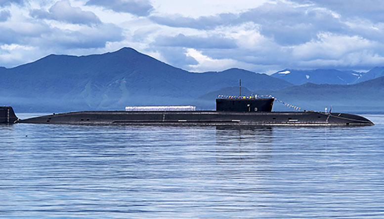 Подводным силам Тихоокеанского флота исполнилось 80 лет