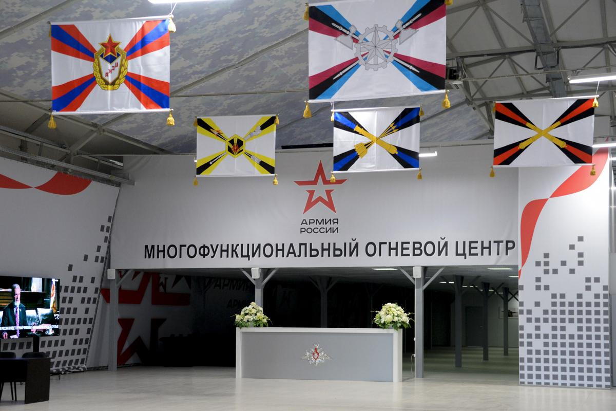 Многофункциональный огневой центр в парке «Патриот» приглашает всех желающих попробовать новинки стрелкового оружия