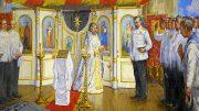 На крейсере «Аврора» впервые с 1917 года начал работу православный храм