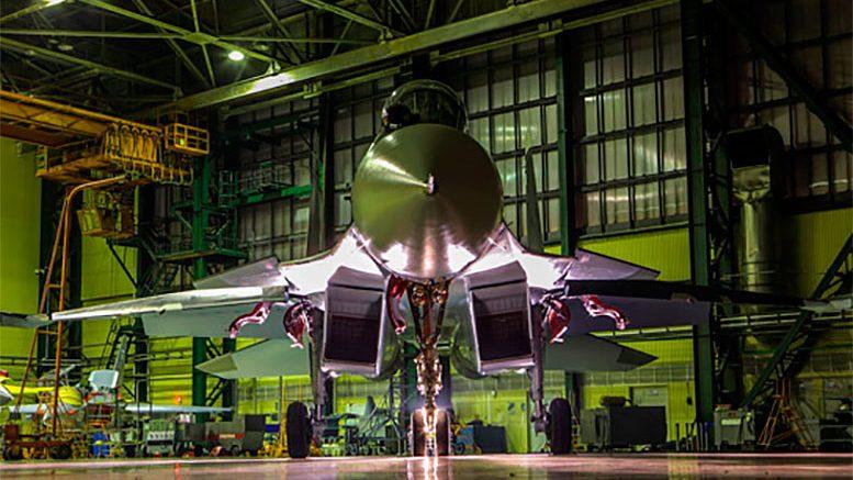 Первая партия истребителей поколения «4+» Су-30СМ поступила в ЗВО для формирования авиаэскадрильи в Курской области
