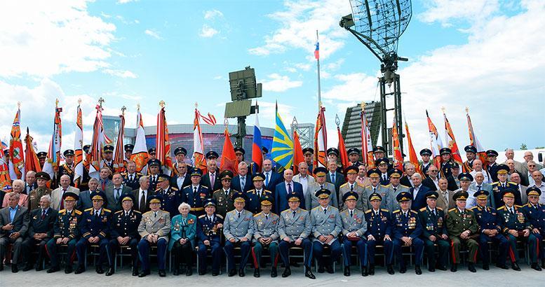 Система ПВО-ПРО Москвы способна отразить любое нападение