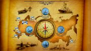 На официальном сайте Минобороны России в преддверии Дня ВМФ запущен специальный интерактивный раздел, посвященный Главному военно-морскому параду