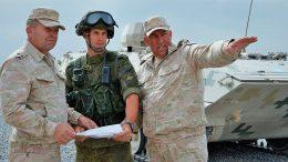Российские саперы на конкурсе «Безопасный маршрут» экипированы в новейший комплект разминирования ОВР-2-02