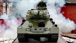 У расположения мотострелковой дивизии ЗВО будет воздвигнут постамент с легендарным танком Т-34, принимавшим участие в знаменитом сражении под Прохоровкой