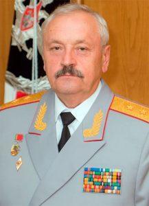 Генерал-лейтенант Олег КОСЕНКОВ.