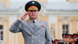 Генерал-полковник Картаполов Андрей Валериевич . Фото ТАСС.