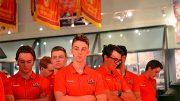 Восходящие звезды молодежных хоккейных команд из Канады посетили Центральный музей Вооруженных Сил РФ