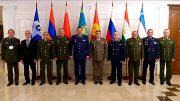 В Минске состоялось очередное заседание Координационного Комитета по вопросам ПВО при Совете министров обороны государств-участников СНГ