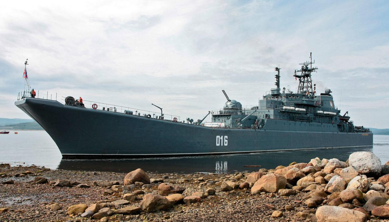 Экспедиционный отряд Северного флота провёл исследования в самой северной точке архипелага Новая Земля - мысе Желания