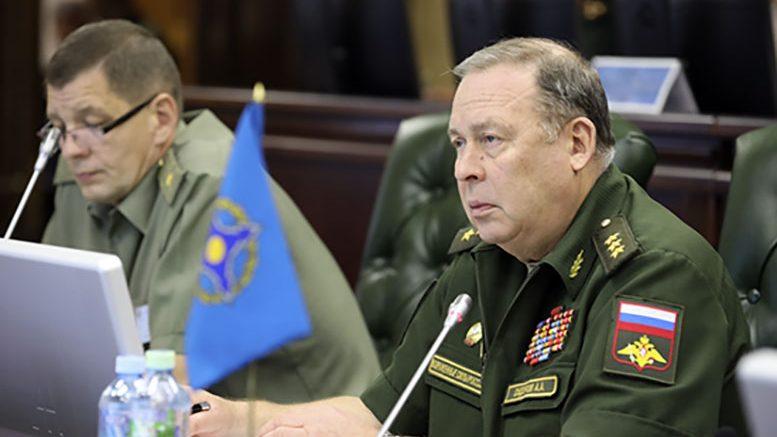 В ОДКБ состоялась Стратегическая командно-штабная тренировка