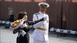 Вчера состоялось закрытие XI Международного военно-музыкального фестиваля «Спасская башня».