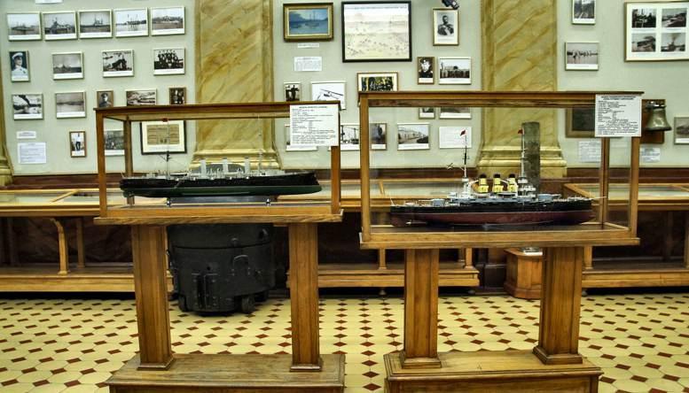 Музею Черноморского флота исполнилось 149 лет