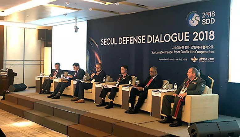 Международная конференция «Сеульский оборонный диалог» состоялась в Республике Южная Корея
