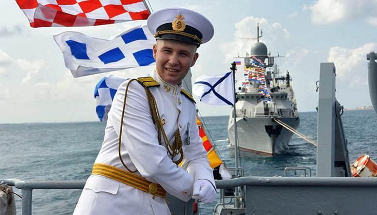 30 октября – День моряка-надводника
