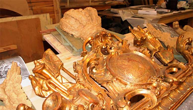 Центральный военно-морской музей к своему 310-летию покажет посетителям прижизненный портрет Петра Великого