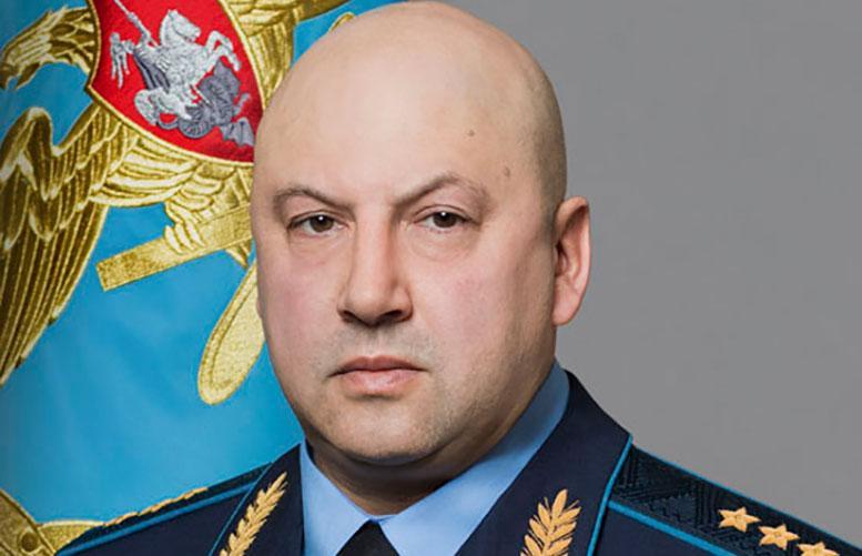 Генерал-полковник Сергей Суровикин