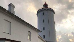В Балтийском море отремонтирован маяк с трехсотлетней историей