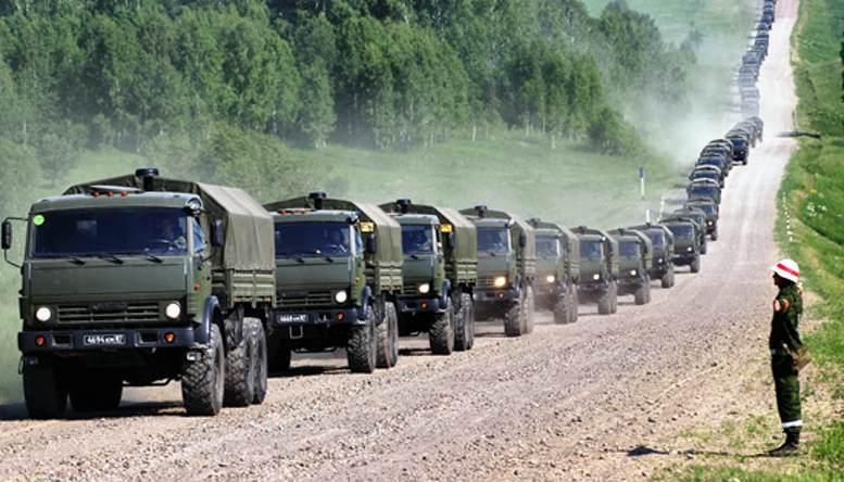 Соединения и воинские части ЮВО, принимавшие участие в масштабном КШУ, возвращаются в пункты постоянной дислокации