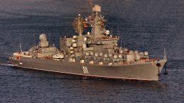 Корабли Тихоокеанского флота завершили визит в китайский порт Циндао и провели учение с кораблями ВМС Китая