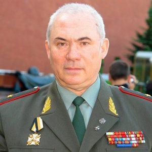 Генерал-майор запаса Владимиров Александр Иванович