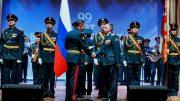 Военной академии связи исполнилось 99 лет