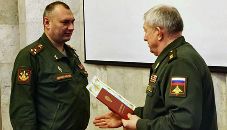 Факультет переподготовки и повышения квалификации Военного института (управления национальной обороной) ВАГШ ВС РФ провел выпуск слушателей