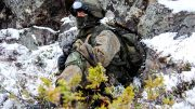 Горная подготовка морских пехотинцев Северного флота