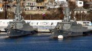 Моряки Черноморского флота отработали заступление кораблей на боевое дежурство