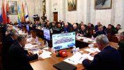 Комитет Совета Федерации по обороне и безопасности и Военная Академия Генерального Штаба провели круглый стол