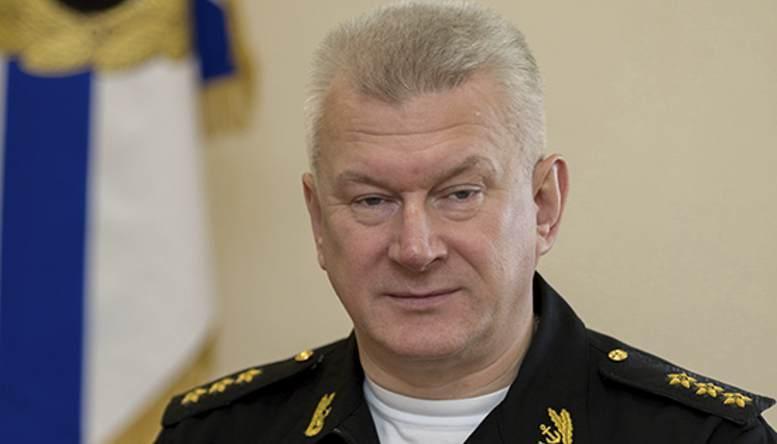 Командующий Северным флотом поздравил специалистов службы защиты гостайны с вековым юбилеем