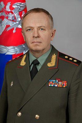Генерал-полковник Александр Фомин.