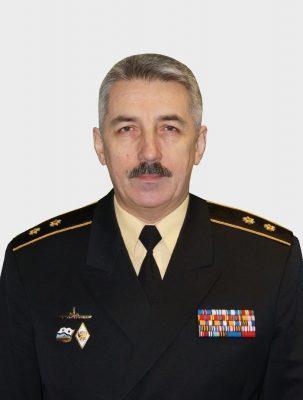 Вице-адмирал Олег ГОЛУБЕВ.