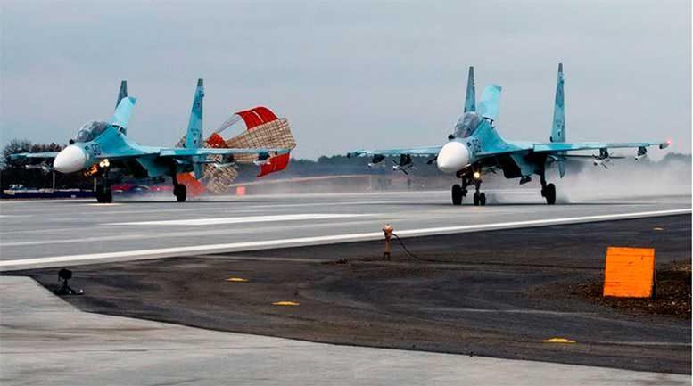 Бельбек готов к приёму самолётов