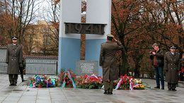 В День Неизвестного солдата в чешском городе Соколов увековечили имена 2455 советских военнопленных, считавшихся пропавшими без вести