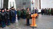 В Военной академии Генштаба открыли мемориальную доску первому начальнику Императорской военной академии