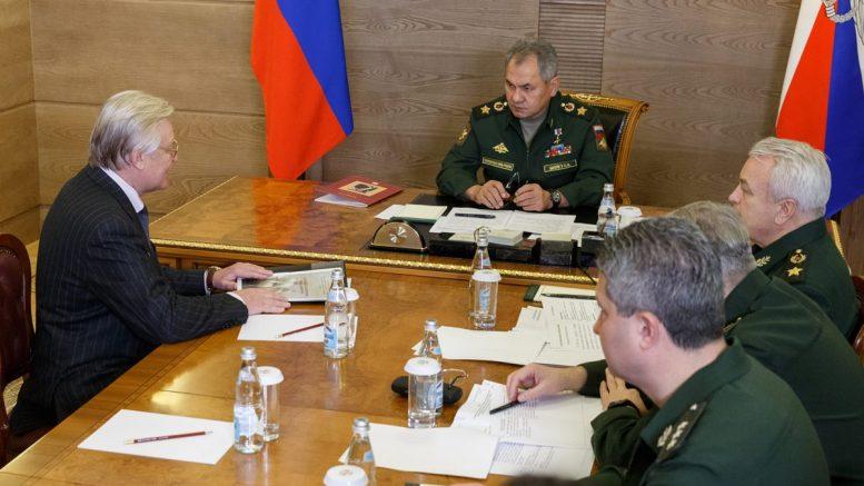 Минобороны России поможет снять фильм о подвиге русских моряков брига «Меркурий»