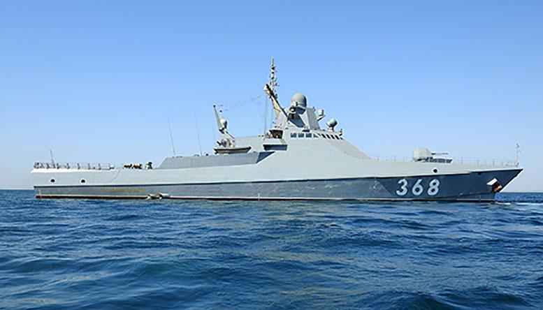 ВМФ России пополнится уникальным боевым кораблем «Василий Быков» и спасательным судном «Капитан Гурьев»