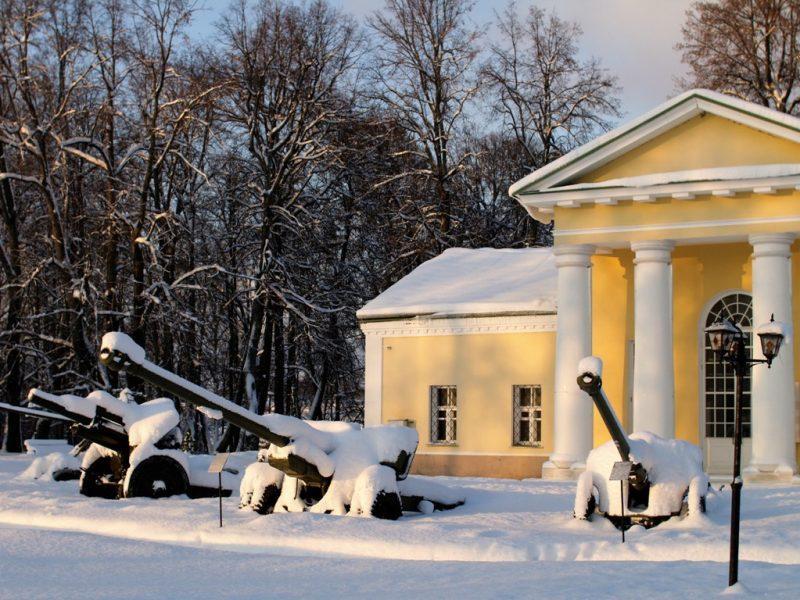 Богородицкий музей
