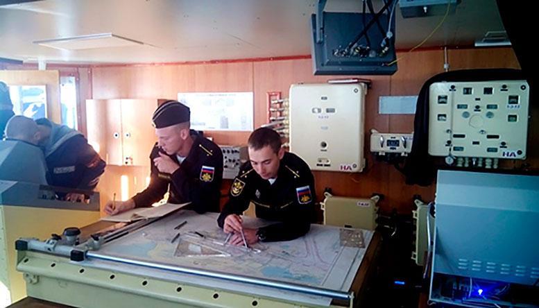 Анализ оснащенности учебного корабля «Перекоп» ВМФ России подтвердил его эффективность