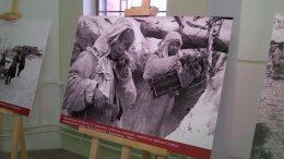 Открылась фотовыставка «Невская твердыня»