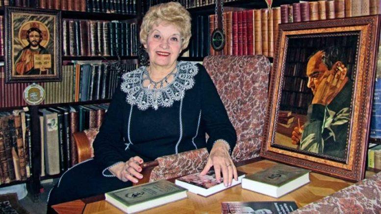 Антонина Ильинична Пикуль
