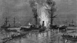 Так проходили морские сражения в ХIХ веке