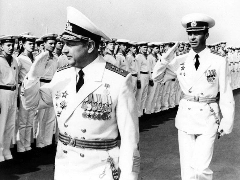 1992 День ВМФ — вопреки.