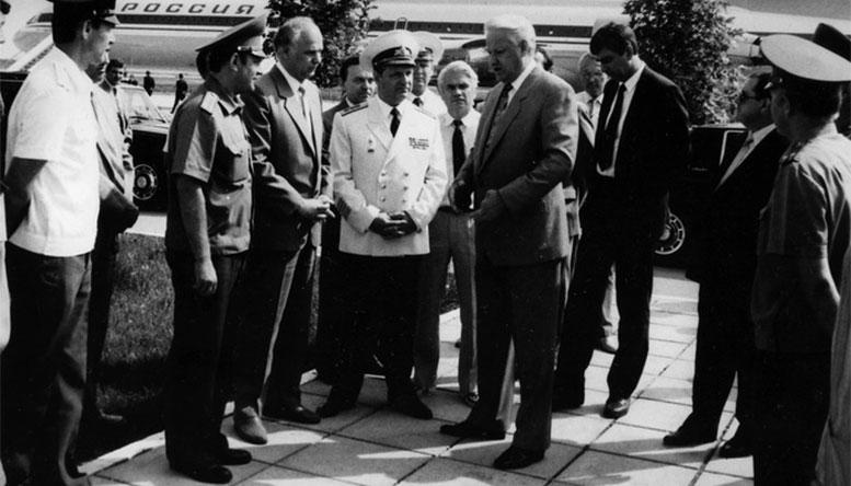 1992 08.03 Ялтинские соглашения.