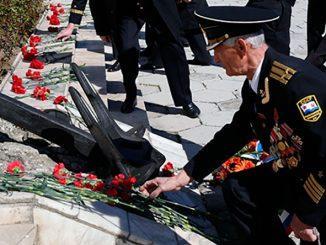 В Севастополе отмечают 82-ю годовщину со дня основания Черноморского высшего военно-морского училища имени адмирала П.С. Нахимова