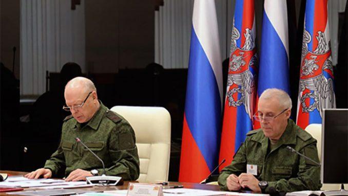 В ЦВО подвели итоги проверки боеготовности войск территориальной обороны