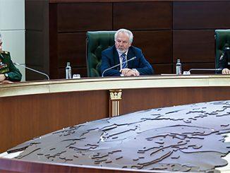 Обновленный Общественный совет при Минобороны России провел первое заседание