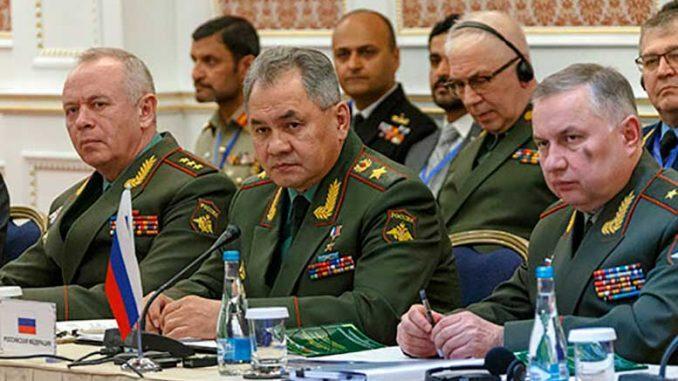Министр обороны России указал на нарушение международных норм биологическими программами Пентагона в лабораториях государств - членов ШОС