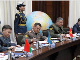В Москве состоялось заседание Комитета руководителей органов по работе с личным составом (воспитательной работы) оборонных ведомств стран Содружества